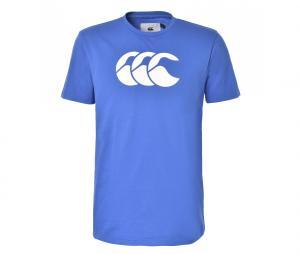 T-shirt Canterbury Duncan Bleu