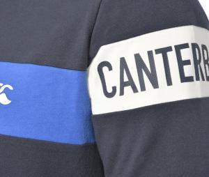 T-shirt Canterbury Roberts Bleu
