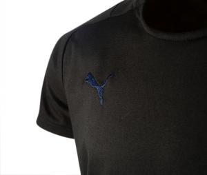 OM Casuals Kid's Tee-shirt Black