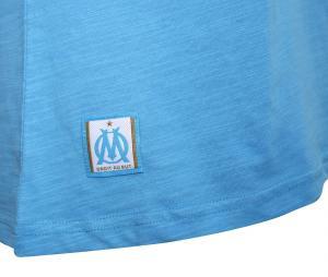 Camiseta OM Logo Azul Mujer