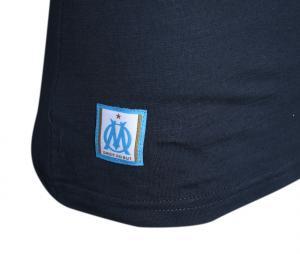 OM Heart Woman's Tee-shirt Blue