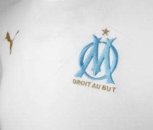 T-shirt OM Casual Blanc/Noir