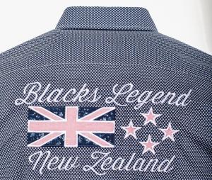 Chemise Manches Longues Black Legend Bleu