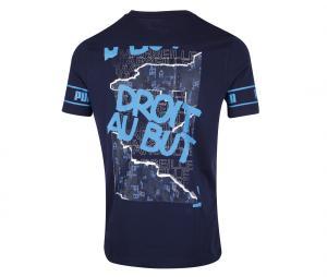 OM Culture Men's Tee-shirt Blue