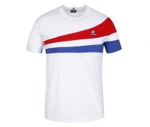 T-shirt Le Coq Sportif Blanc