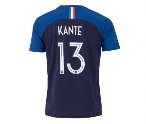 T-shirt France Kante N°13 Bleu Junior 2 etoiles