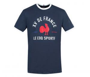T-shirt FFR France Rugby Fanwear Bleu