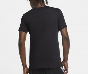 T-shirt Liverpool Crest Noir