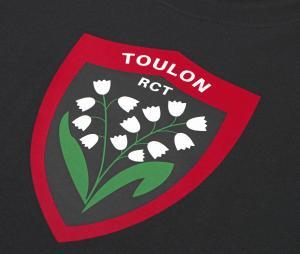 T-shirt RC Toulon Noir