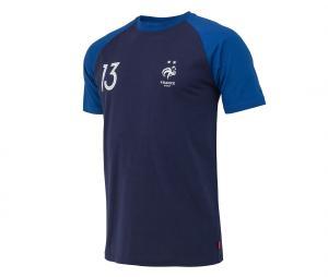 T-shirt France Kante N°13 Bleu 2 etoiles