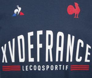 T-shirt  France Rugby XV de France Bleu