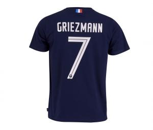 T-shirt Griezmann 7 Player Bleu