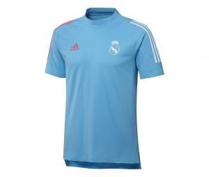 T-shirt Real Madrid Bleu