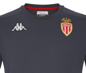 T-shirts AS Monaco AYBA 4 Gris