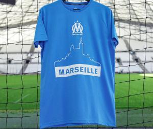 Camiseta OM Azul