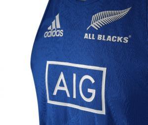 Débardeur Entraînement All Blacks Bleu