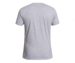 T-shirt Rugby Division Duce Gris Femme