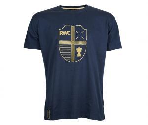 T-shirt Trophée Webb Ellis Coupe du Monde de Rugby 2019 Bleu