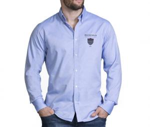 Chemise Manches Longues Ruckfield Bleu