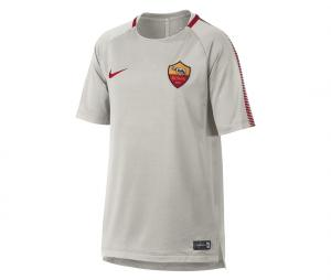 Maillot Entraînement AS Roma Squad Gris Junior