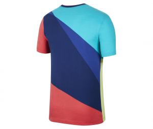 T-shirt Barça Ignite Bleu/Jaune/Orange