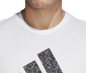 T-shirt All Blacks Graphic Blanc