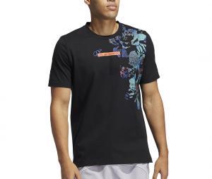 T-shirt adidas Harden Vol. 5 Noir