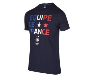 T-shirt Equipe de France Bleu Junior