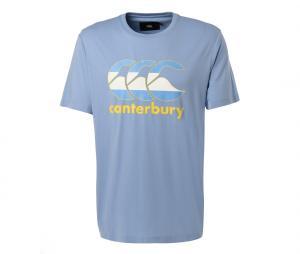 T-shirt Canterbury Argentine Team Bleu