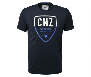 T-shirt Canterbury Casual Purua Bleu