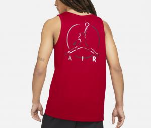 Débardeur Jordan Air Jumpman Rouge