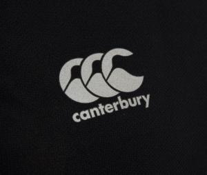 Débardeur Canterbury Logo Noir