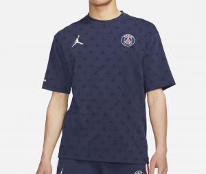 T-shirt Jordan x PSG Bleu