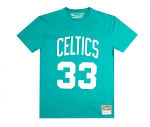 T-shirt Boston Celtics Vert