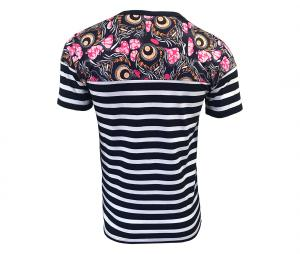 T-shirt Religion Rugby Océanie Bleu/Blanc
