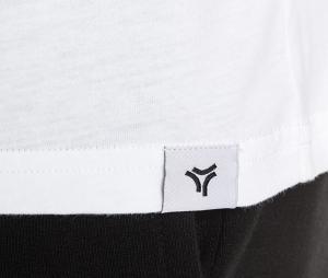 T-shirt Rugby Division Foggy Blanc