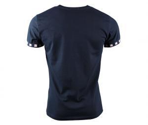 T-shirt Religion Rugby Do you like french coq Bleu