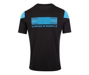 T-shirt OM Culture Noir