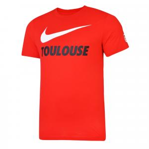 T-shirt Stade Toulousain Rouge
