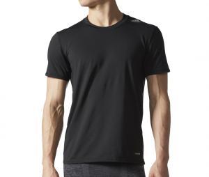 T-shirt adidas Techfit Noir