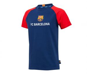 T-shirt Barça Coutinho 10 Player Bleu