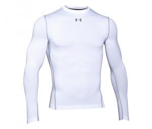 Tee-shirt de compression ColdGear Blanc