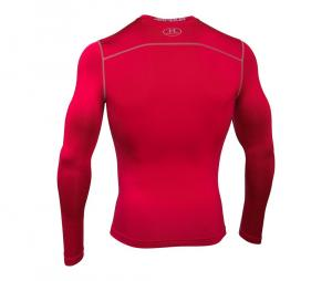 Tee-shirt de compression ColdGear Rouge