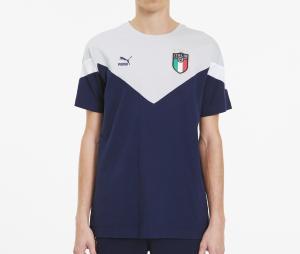 T-shirt Italie Iconic Bleu