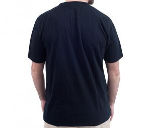 Tee-shirt Classic All Blacks New Zealand Noir