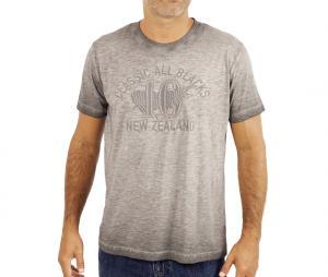 T-shirt All Black Gris