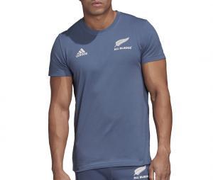 T-shirt All Blacks Bleu