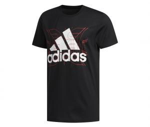 T-shirt adidas Future Courts Noir