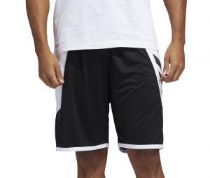 Short adidas Pro Madness Noir/Blanc