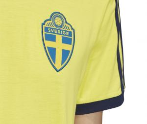 Maillot Suède 3-Stripes Jaune